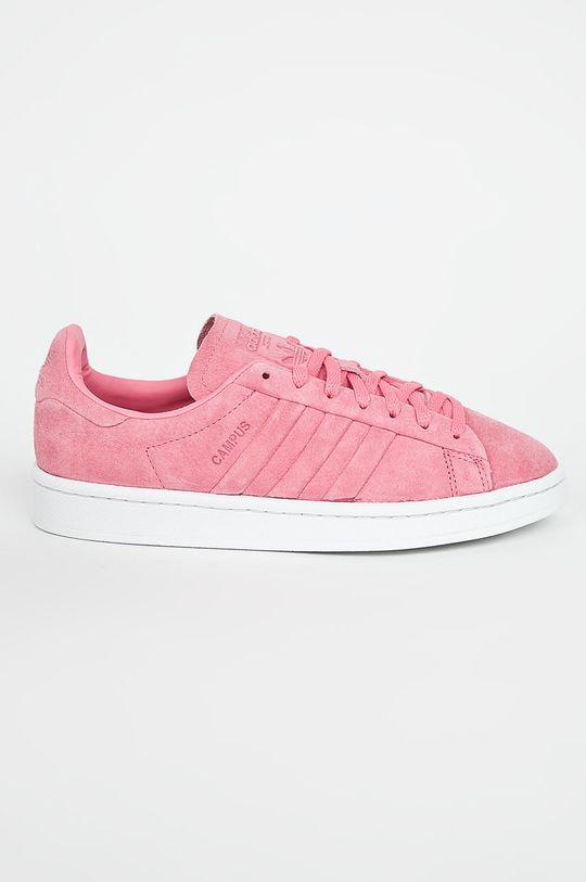 ružová adidas Originals - Topánky Campus Stitch and Turn Dámsky