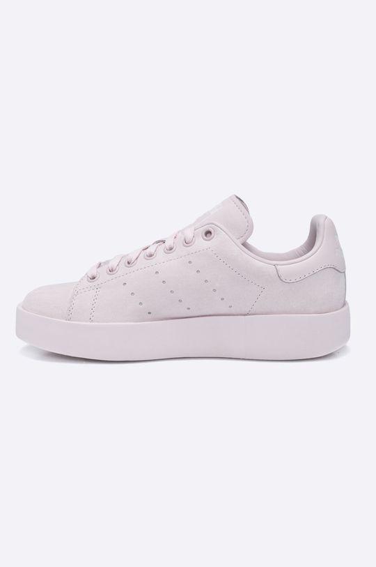 adidas Originals - Topánky Stan Smith Bold <p>Zvršok: Prírodná koža Vnútro: Syntetická látka, Textil Základná látka: Syntetická látka</p>
