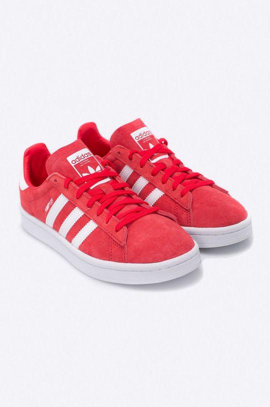 adidas Originals - Topánky Campus W červená