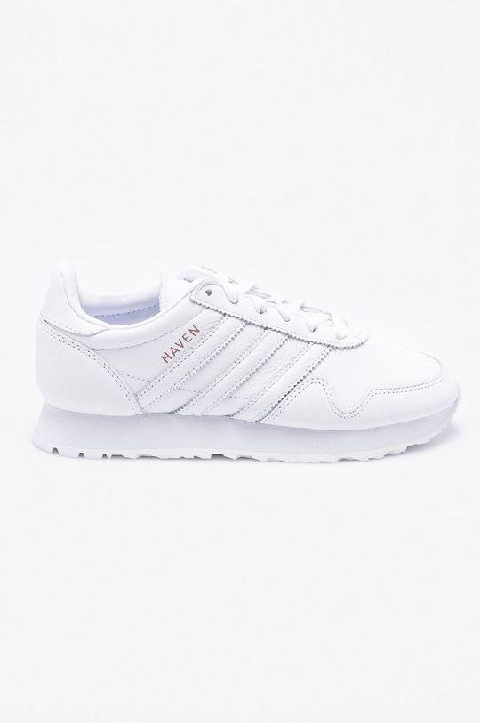 biela adidas Originals - Topánky Haven Dámsky