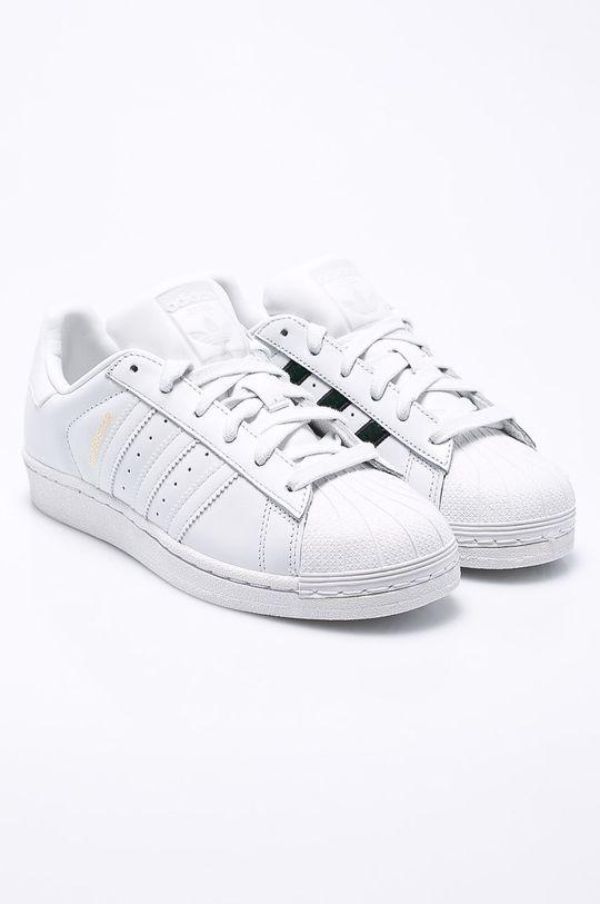 adidas Originals - Topánky Superstar biela