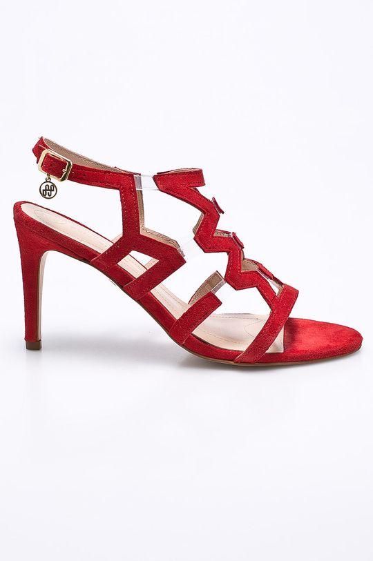 červená Solo Femme - Lodičky Dámsky