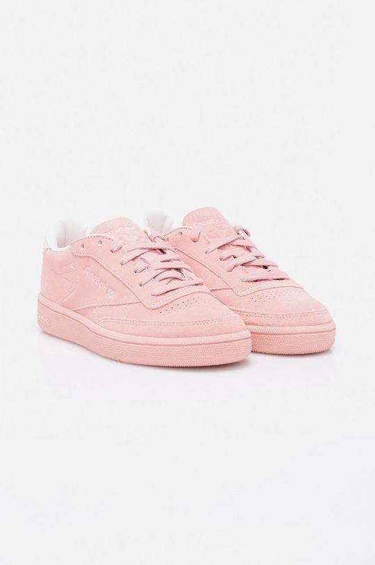 Reebok - Pantofi Club C 85 Nbk roz