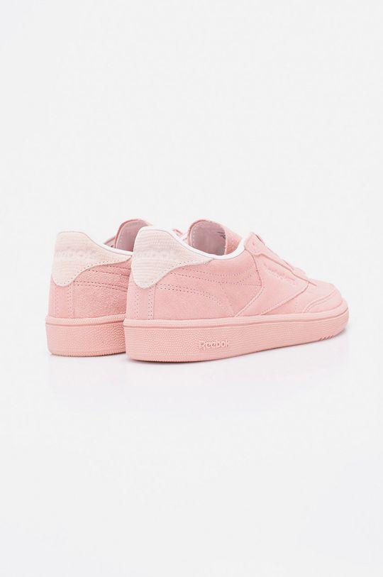 roz Reebok - Pantofi Club C 85 Nbk