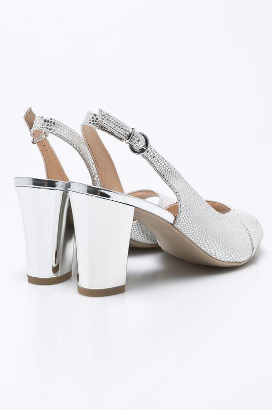 argintiu Caprice - Sandale