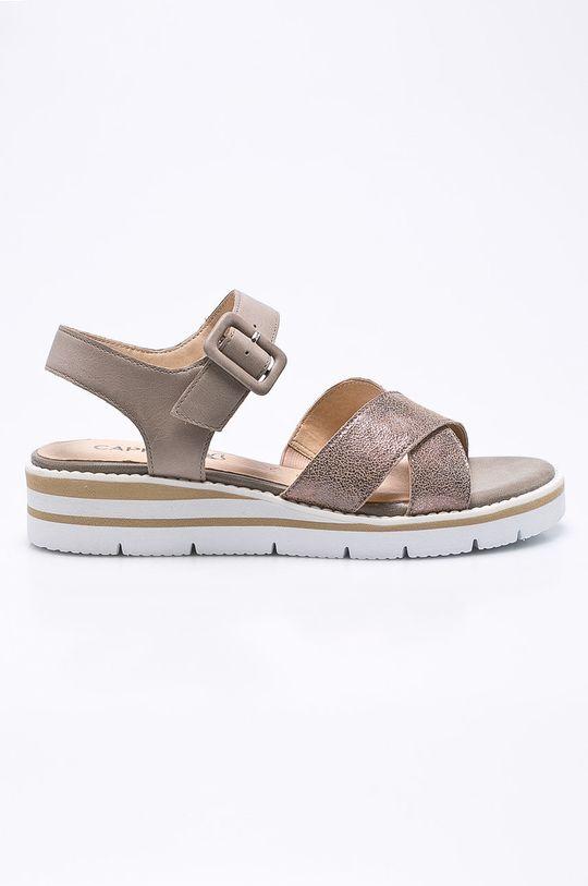 bej Caprice - Sandale De femei