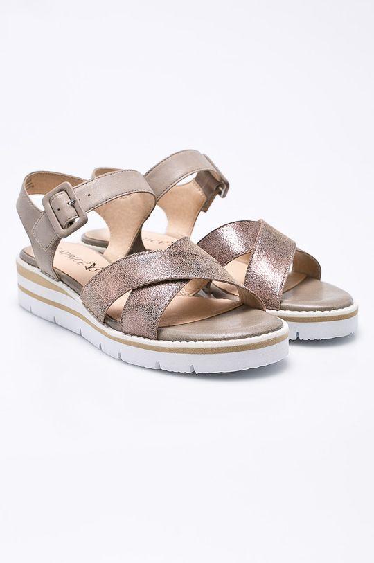 Caprice - Sandale bej