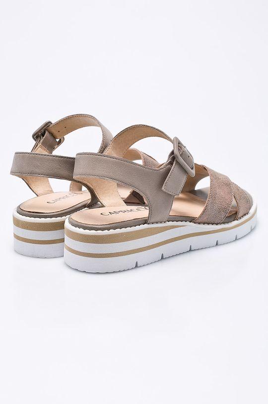 bej Caprice - Sandale