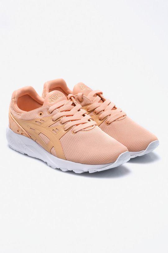 Asics Tiger - Topánky Gel-Kayano Trainer Evo svetlo oranžová