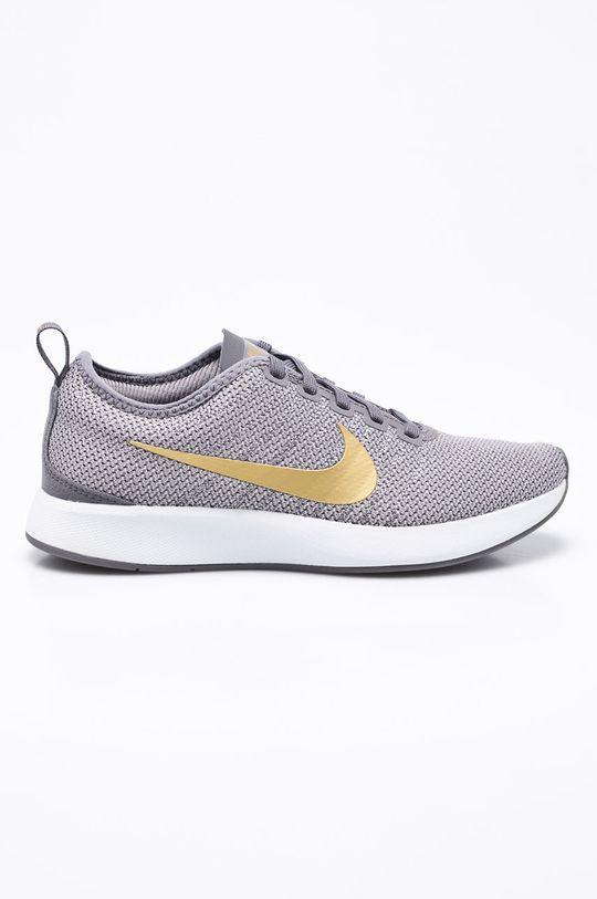 šedá Nike Sportswear - Boty Dámský