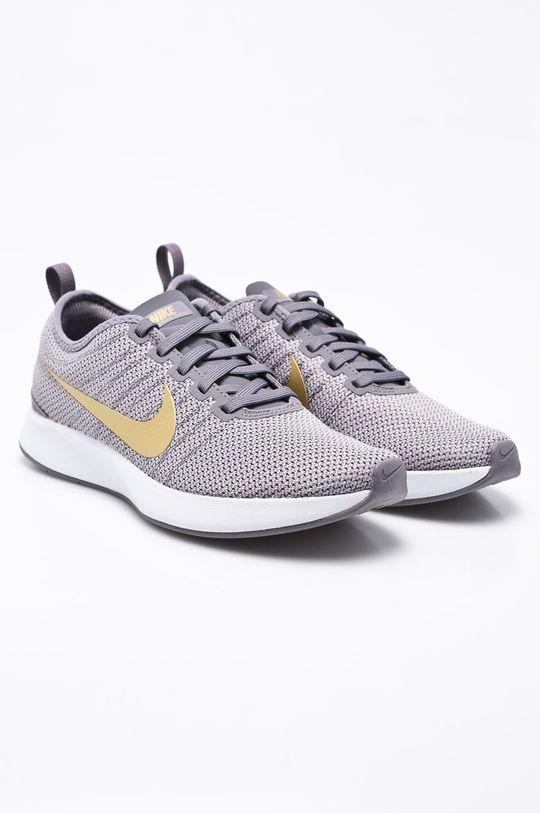 Nike Sportswear - Boty šedá