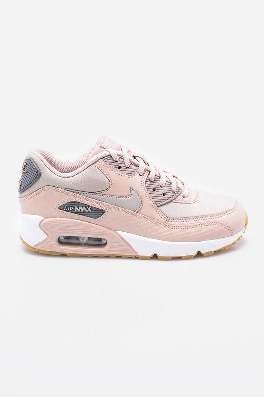 růžová Nike Sportswear - Boty Air Max 90 Dámský