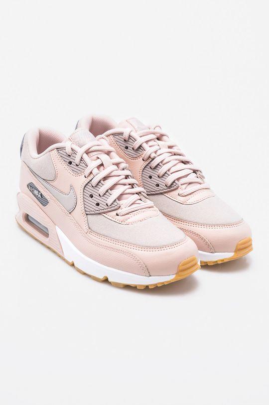 Nike Sportswear - Boty Air Max 90 růžová