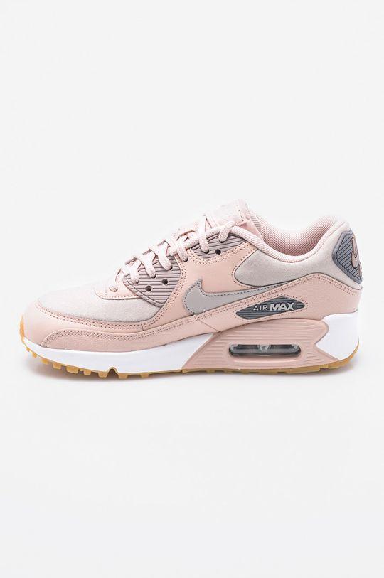 Nike Sportswear - Boty Air Max 90 Svršek: Umělá hmota, Přírodní kůže Vnitřek: Textilní materiál Podrážka: Umělá hmota