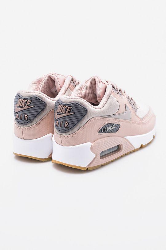 růžová Nike Sportswear - Boty Air Max 90