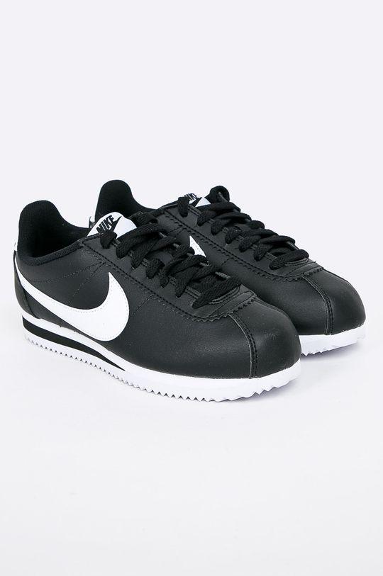 Nike Sportswear - Pantofi Classic Cortez negru