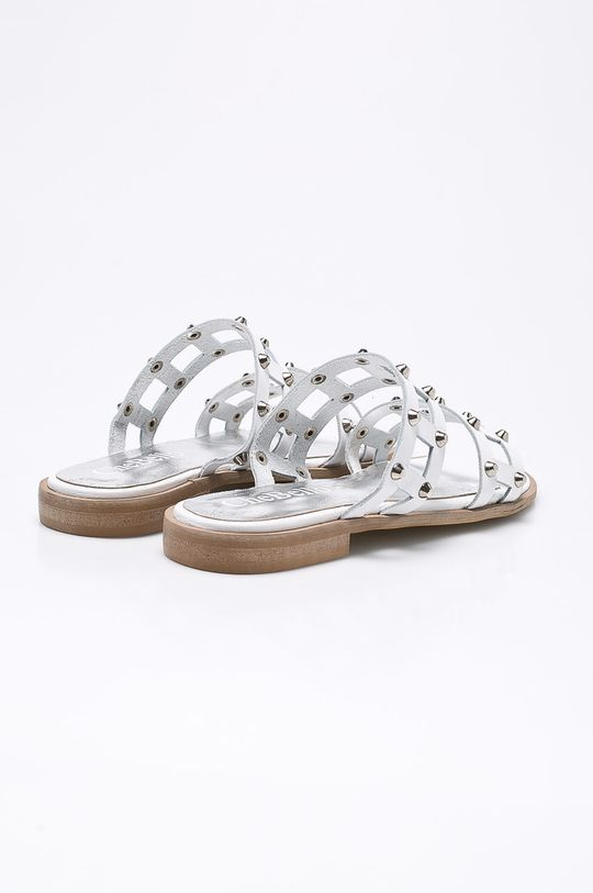 bílá CheBello - Pantofle