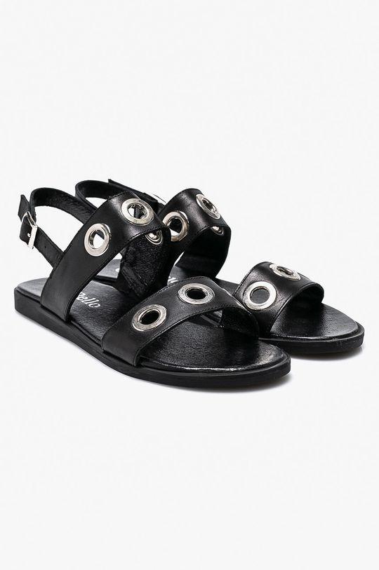 CheBello - Sandale negru
