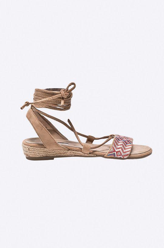 bej Corina - Sandale De femei
