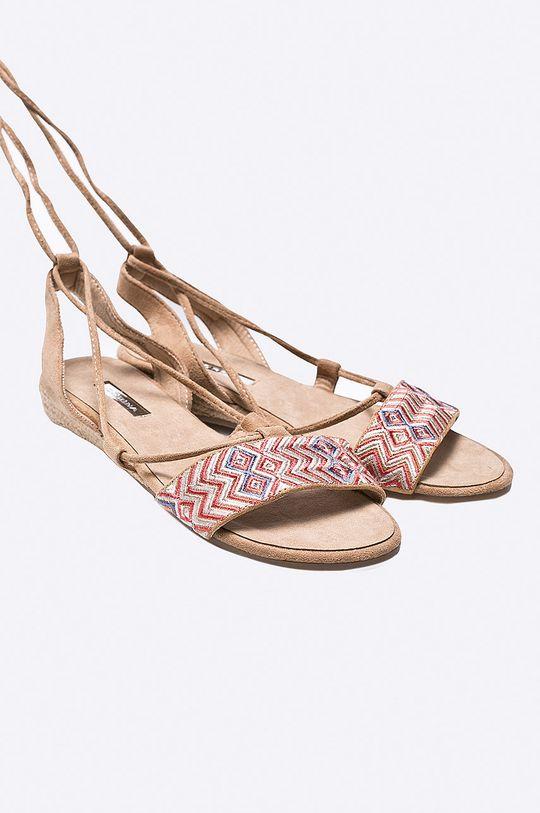 Corina - Sandale bej