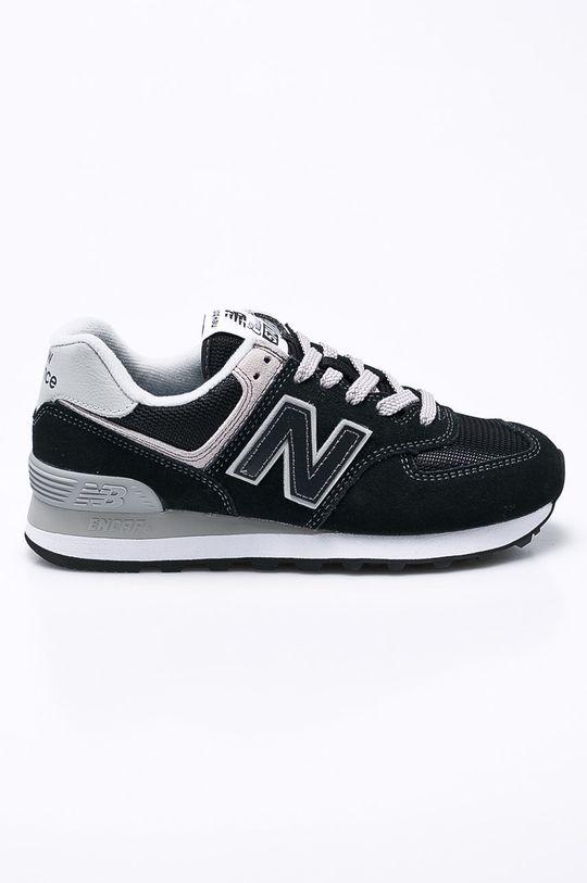 čierna New Balance - Topánky Dámsky