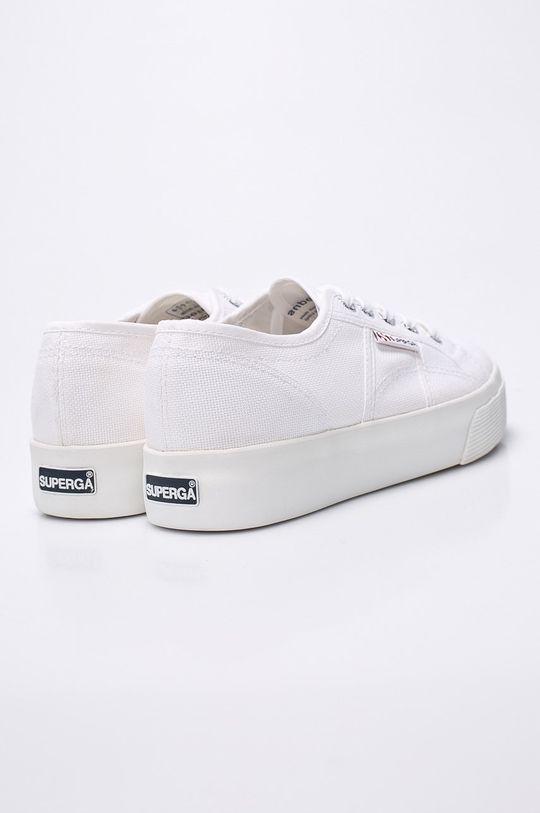 biały Superga - Tenisówki