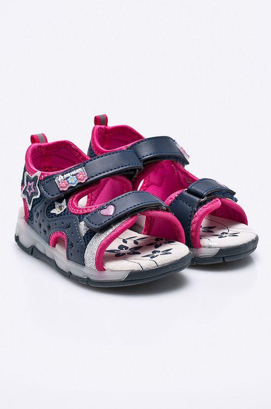 American Club - Detské sandále tmavomodrá