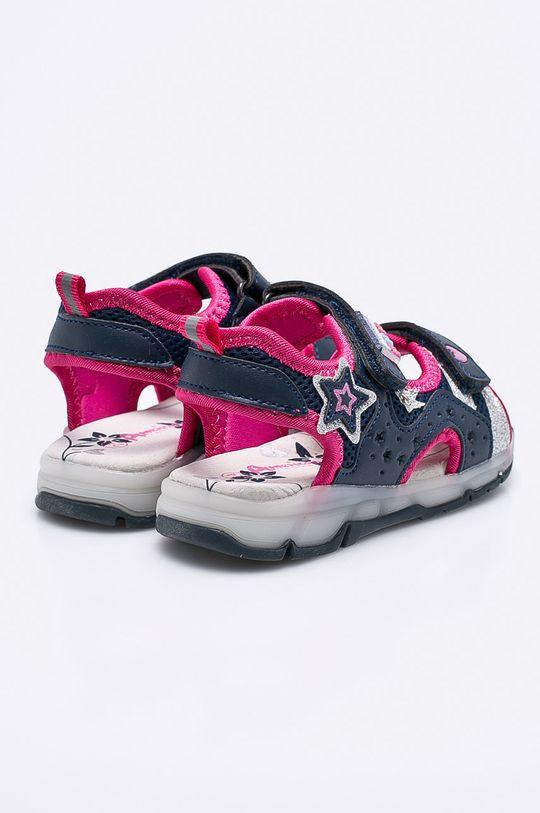 tmavomodrá American Club - Detské sandále