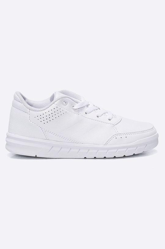 biela adidas Performance - Detské topánky AltaSport K Detský