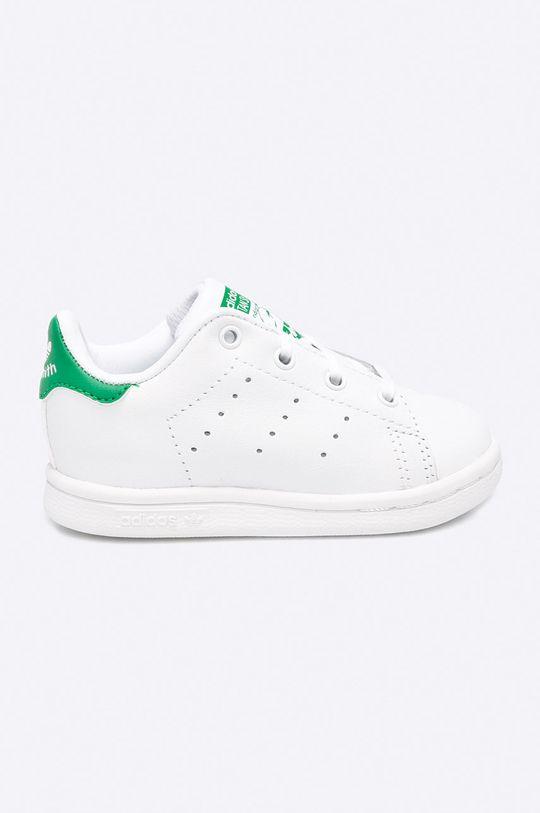 bílá adidas Originals - Dětské boty. Dětský