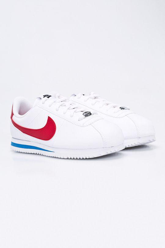 Nike Kids - Дитячі черевики Cortez Basic Sl (Gs) білий