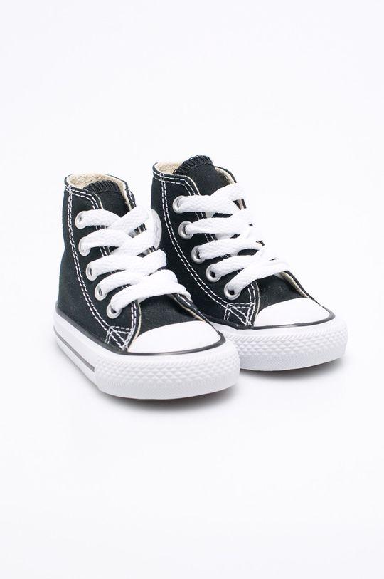 Converse - Detské topánky čierna