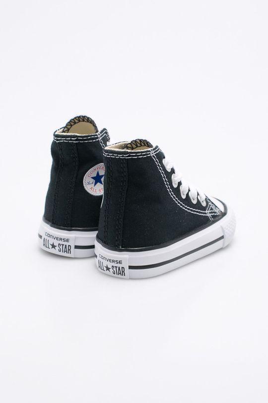 čierna Converse - Detské topánky