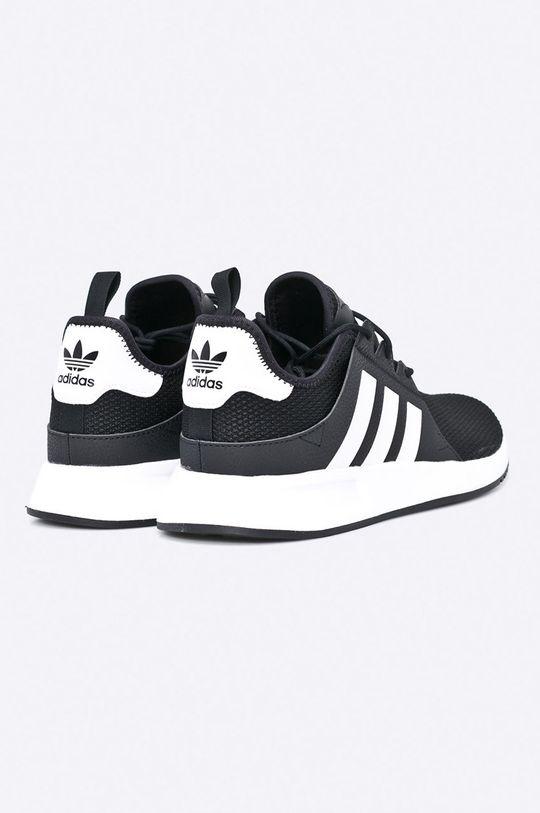 čierna adidas Originals - Topánky X Plr