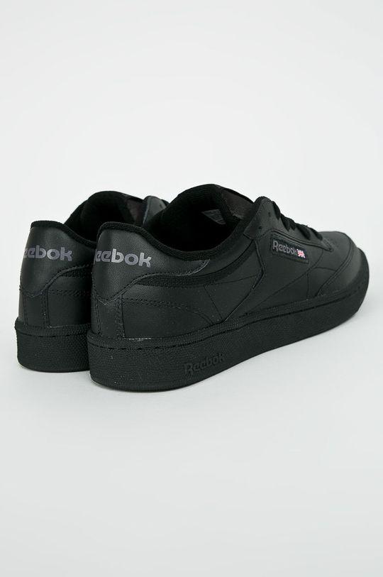 černá Reebok - Boty Club C 85