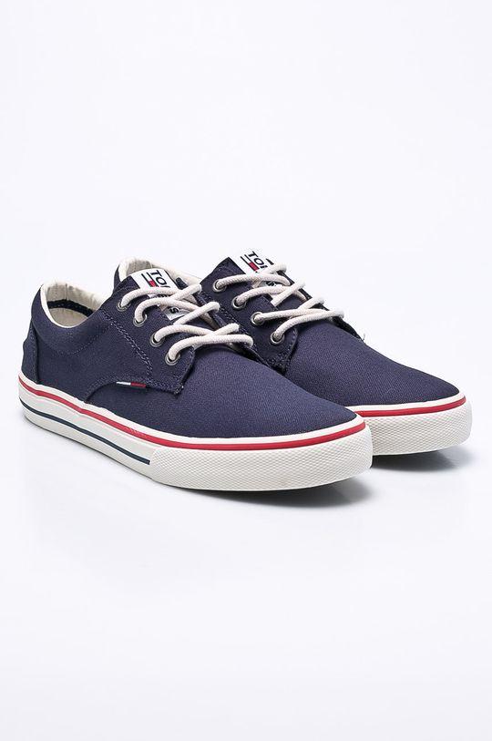 Tommy Jeans - Tenisky námořnická modř