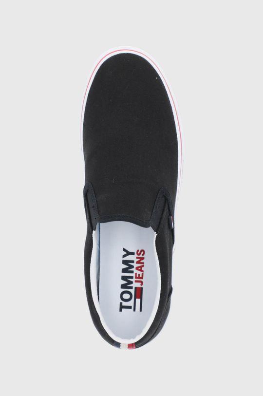 černá Tommy Jeans - Tenisky