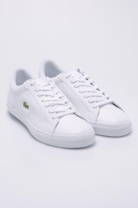 Lacoste - Buty Lerond biały