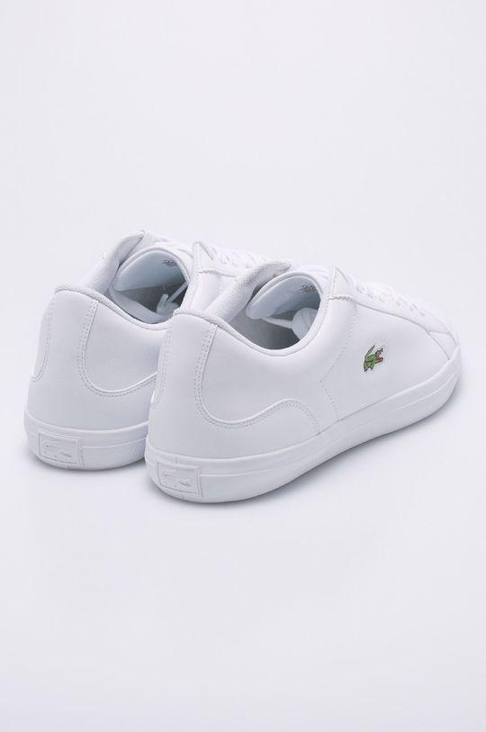 biały Lacoste - Buty Lerond