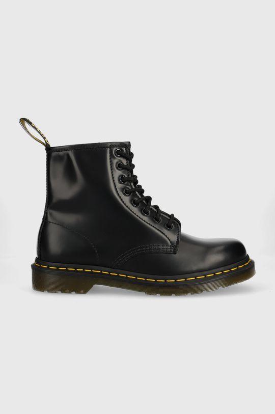 negru Dr Martens - Pantofi inalti De bărbați