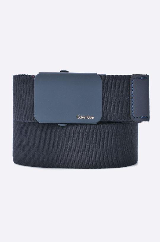 námořnická modř Calvin Klein Jeans - Pásek Pánský