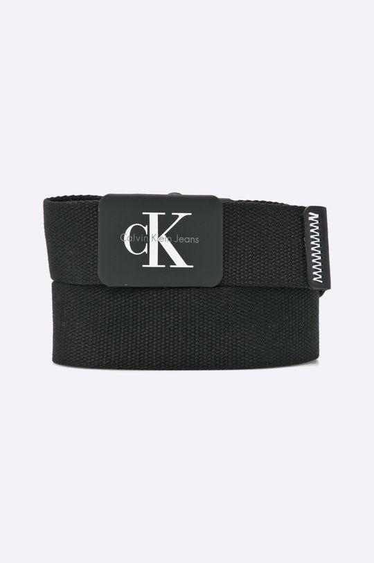 negru Calvin Klein Jeans - Curea De bărbați