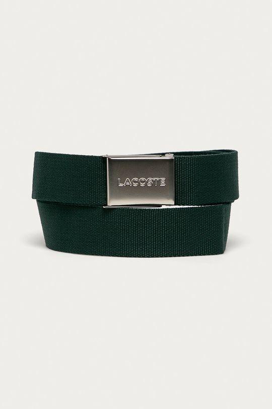 zelená Lacoste - Pásek Pánský