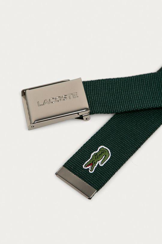 Lacoste - Pásek zelená