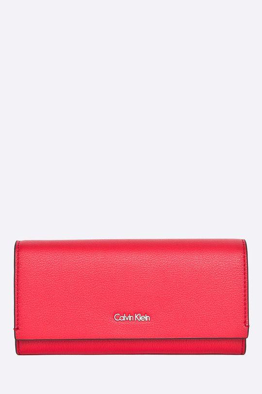 červená Calvin Klein Jeans - Peněženka Dámský