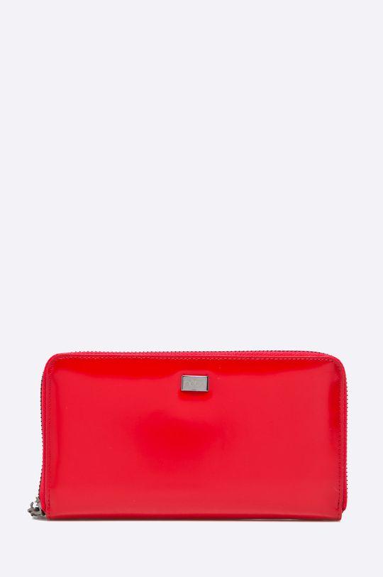červená Nobo - Kožená peňaženka Dámsky