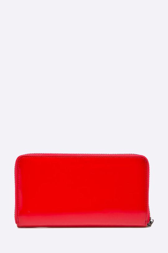 Nobo - Portofel de piele rosu