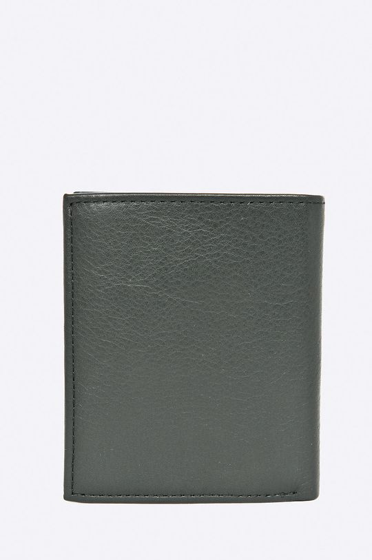 Tommy Hilfiger - Kožená peňaženka čierna
