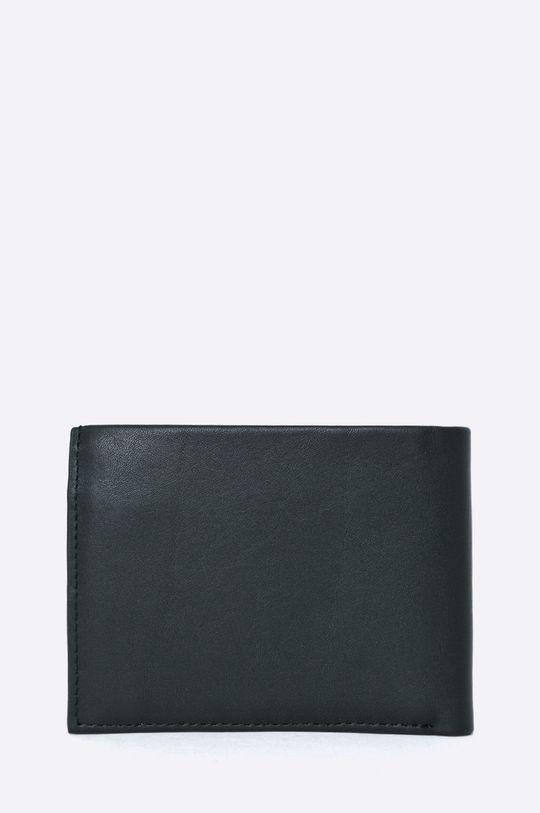 negru Calvin Klein Jeans - Portofel de piele + breloc