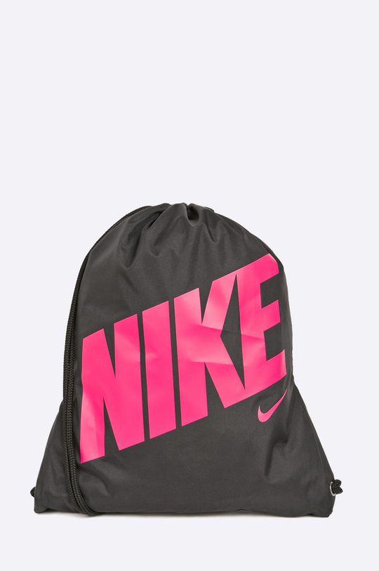 czarny Nike Kids - Plecak dziecięcy Dziewczęcy